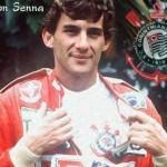 Ayrton Senna da Silva - Um Corinthiano tri-campeão mundial de Formula 1