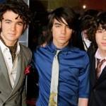 Jonas Brothers em evento premiado