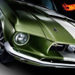 Hot Wheels Wallpapers: Muscle Car