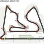 Foto do autódromo do GP do Bahrein
