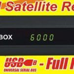 SuperBox Digital Satellite Receiver