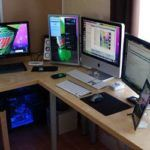 Workstation: Mac, Windows e Linux.
