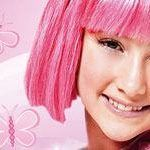 Wallpaper de Stephanie de Lazy Town.